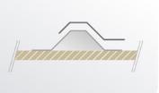 FRP采光瓦安装方法坡高图