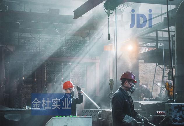 FRP采光瓦在钢铁厂应用