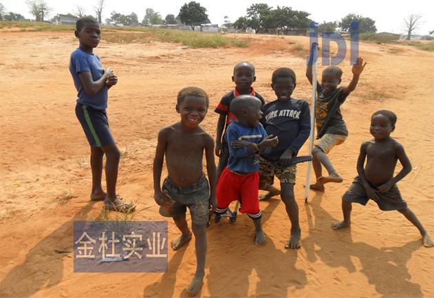 非洲乌干达采光瓦项目图1