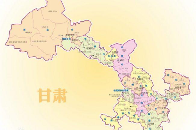 FRP采光瓦在甘肃地区优势地图
