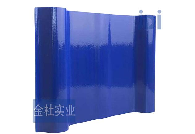 采光瓦的树脂固化工艺参数图
