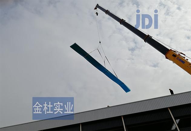 广东广州厂房选用透明采光瓦