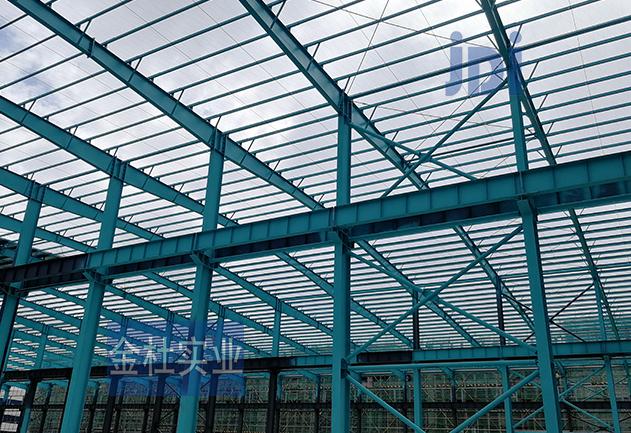 广东梅州厂房选用透明采光瓦
